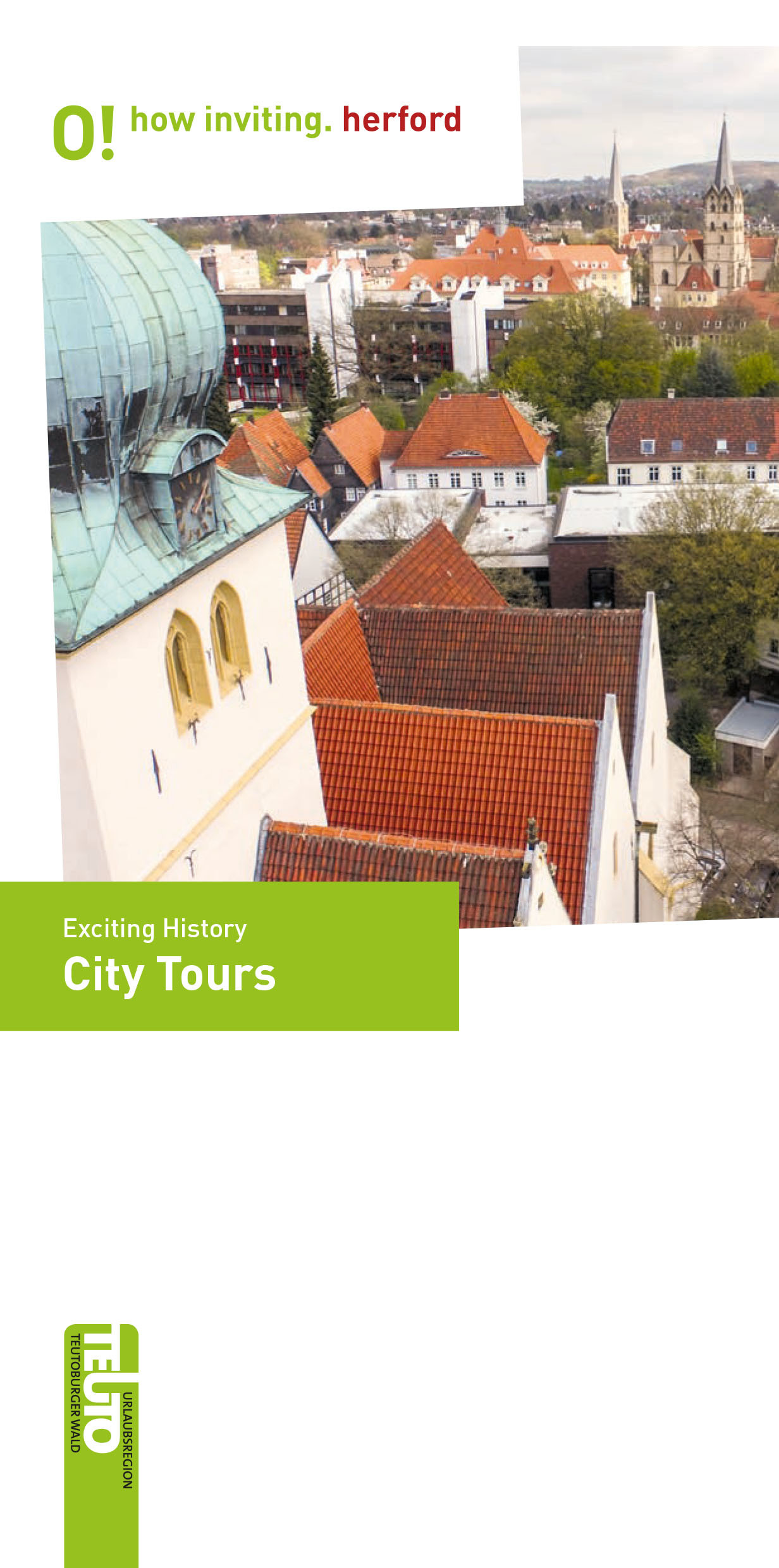 Bild vergrößern: Exciting History - City Tours