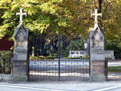 Bild vergr��ern: Alter Friedhof Herford wikipedia