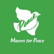 Mayors für peace (© Copyright(C)2017 Hiroshima Peace Culture Foundation. All rights reserved.)