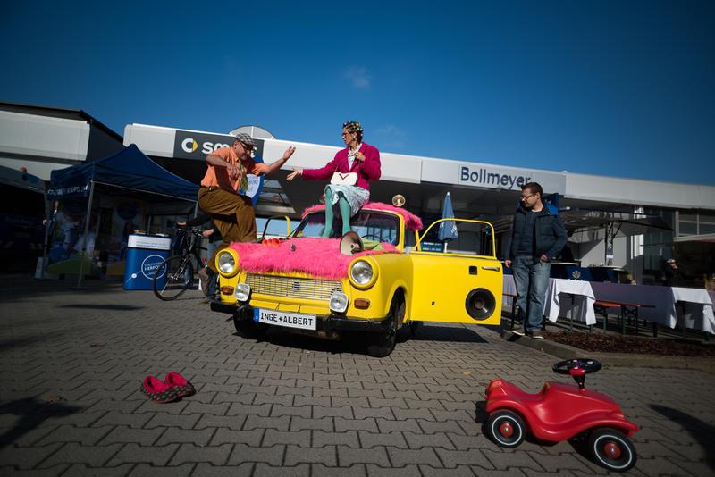 Veranstaltungenohne Auto Mobil Stadt Herford