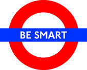 Bild vergrößern: Logo Be Smart - Don't Start