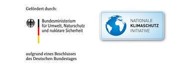 Logo BMU Klimaschutzinitiative
