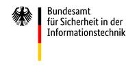 Logo des bundesamtes für sicherheit in der Informationstechnik BSI